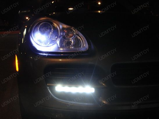 Porsche - Cayenne - LEDayline - DRL 01
